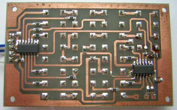 Dir320 принципиальная-электрическая схема.
